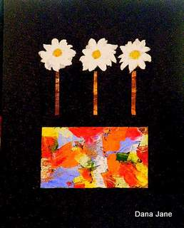Spring Flowers 14X18 Acrylic on Canvas Board